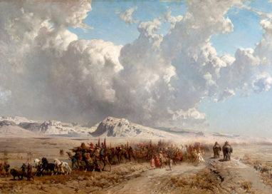 """Magnani Rocca, al via la mostra """"Pasini e l'Oriente"""""""