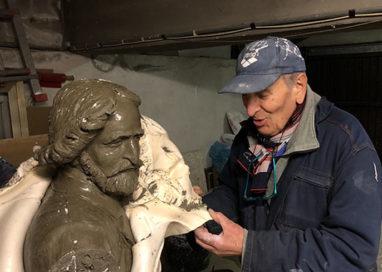 Il 24 marzo si inaugura la scultura di Verdi in piazza S. Francesco