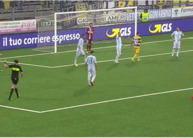 Parma si ferma ancora, sconfitto a Chiavari: 2 a 0 con l'Entella