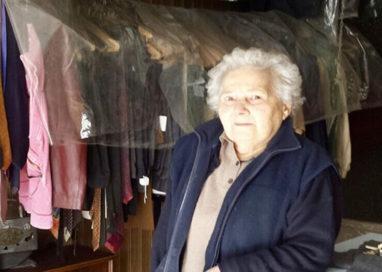 Giuseppina Fontana, 91 anni la più anziana lavandaia d'Italia