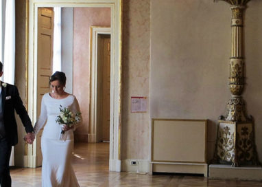Primo matrimonio al Teatro Regio