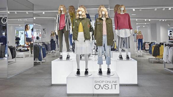 15enne ruba 70 euro di cosmetici e profumi all'OVS: denunciata