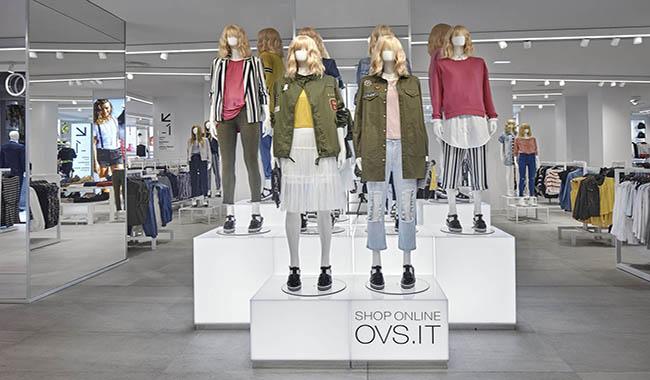 OVS apre l'8 marzo il nuovo negozio di Parma in Strada Mazzini
