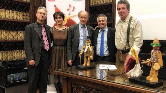 """Pinocchio all'Opera"", un ponte simbolico tra Parma e Firenze!"
