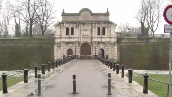 """""""Cittadella, nessun allarme. Presto i lavori di restauro dell'ingresso"""""""