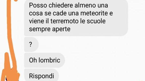 """Scuole aperte, fioccano insulti per Pizzarotti. """"Maleducati"""""""