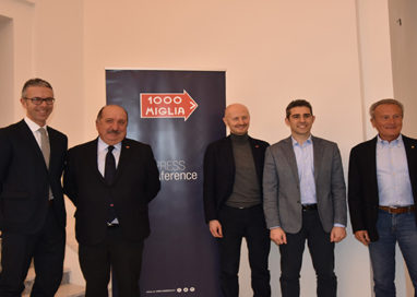 La 1000 Miglia passerà per la quarta volta da Parma!