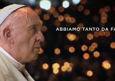 """""""Papa Francesco – Un uomo la sua parola"""". Il trailer"""
