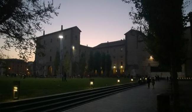 Piazzale della Pace, nuova pavimentazione per le aree monumentali
