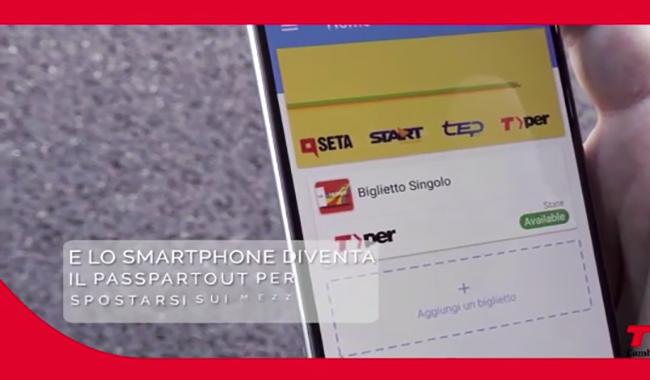 Tper, da aprile sarà possibile acquistare il biglietto del bus con un app