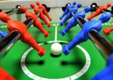 Torneo di Calciobalilla in piazza, una domenica da coraggiosi!