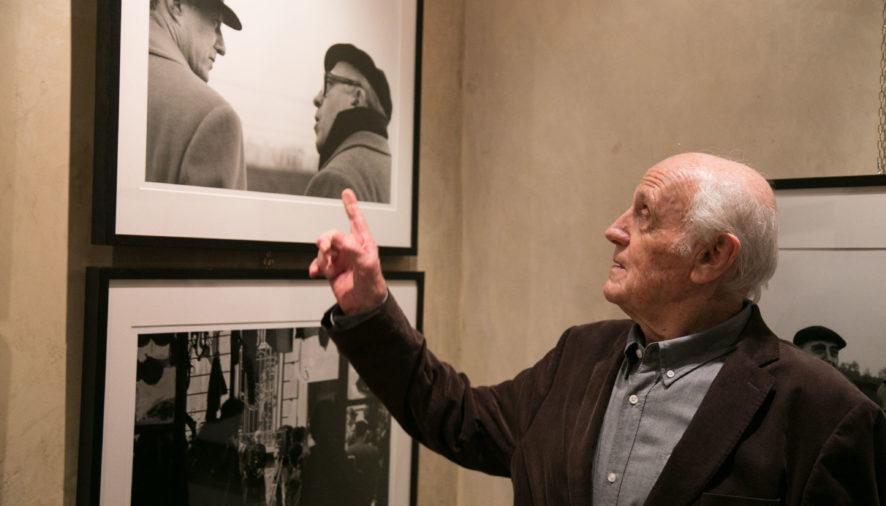 AZ – Arturo Zavattini Fotografo. Viaggi e cinema, 1950-1960