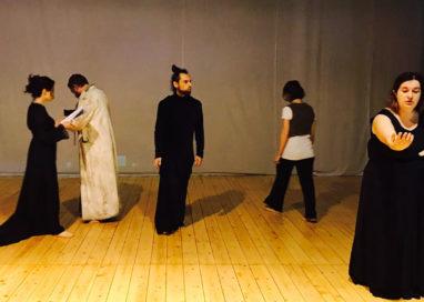 Ad Europa Teatri la conclusione del laboratorio Antigone