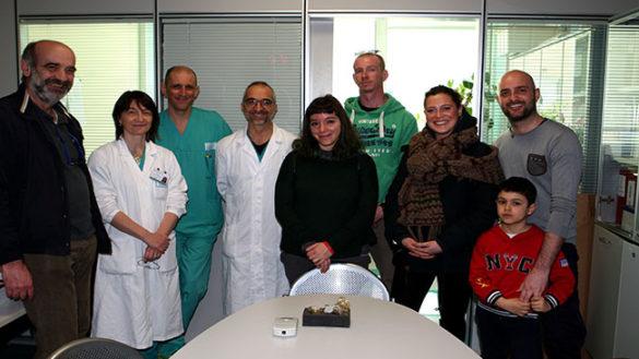 Ospedale, nuova strumentazione in dono alla Rianimazione per i bambini