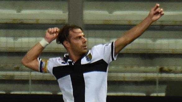 """Parma, parla Calaiò dopo la squalifica: """"Etichettato come un criminale"""""""