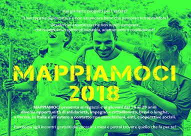 Mappiamoci 2018, gli appuntamenti della settimana