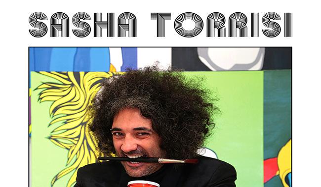 """POP VISION"". Le opere di Sasha Torrisi in mostra dal 5 al 30 aprile"