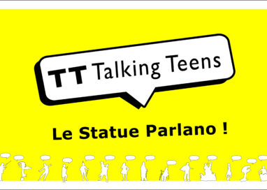 Talking Teens, il progetto che dà la parola a 14 statue di Parma