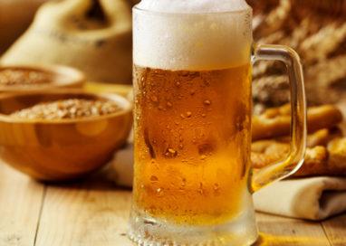 Al Wopa con Mercatiamo la birra bio organic 100% naturale
