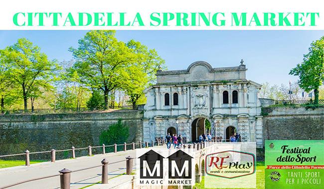 "La Cittadella apre al ""Cittadella Spring Market"""