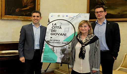 """""""La città dei giovani"""", la seconda edizione della rassegna"""