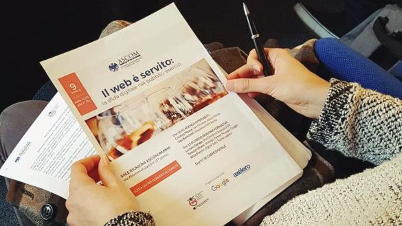 """Bar e ristoranti a scuola di innovazione digitale: """"Il web è servito"""""""