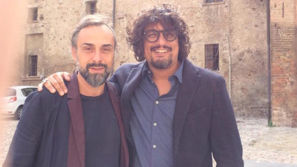 Mentana 104, la doppia vita ristoratore-scrittore di Luca Farinotti