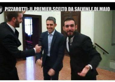 Abemus premier…è Federico Pizzarotti: pesce d'aprile