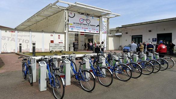 Grande successo per l'iniziativa di mobilità sostenibile