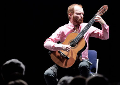 Due concerti per salutare il Festival della Chitarra e celebrare Paganini