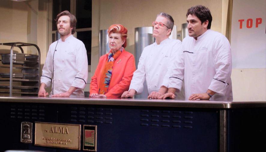 """Il programma Tv """"Top Chef Cup"""" fa tappa in Alma"""