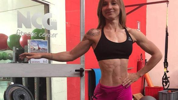 Bodybuilding al femminile. Intervista a Gloria Conforti