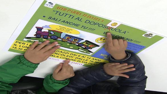 Il terzo Doposcuola Acer: spazi comuni per fare i compiti e giocare