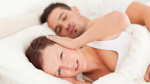 Russare notturno? Come curarsi con le Terme