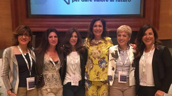 """Il gruppo Terziario Donna di Ascom al forum """"Economia responsabile"""""""