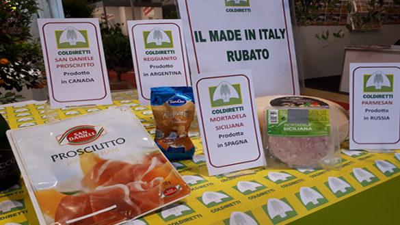 "Parmigiano russo o Crudo canadese? Cresce il ""falso"" Made in Italy"