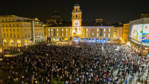 """""""La Notte de Il Terzo Giorno"""" invade il centro della città"""