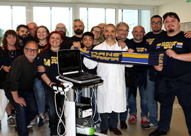 I Dané del Parma: quando il tifo accende la solidarietà