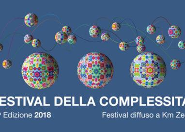 Festival della complessità, tutti gli appuntamenti in programma