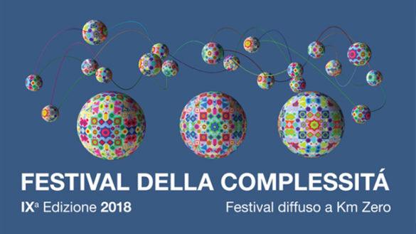 Festival della complessità, tutti gli appuntamenti