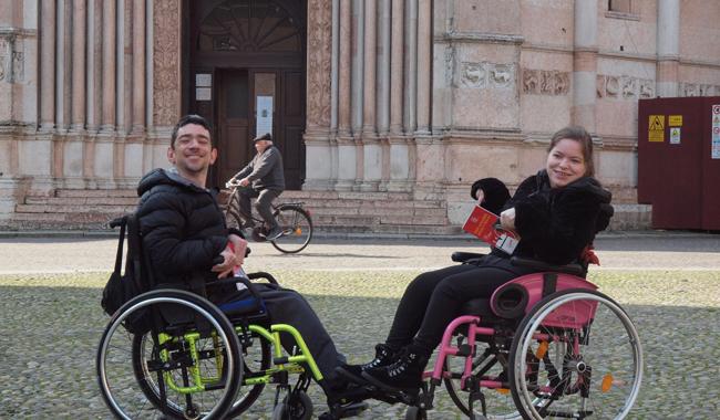 Al via il crowdfunding per una guida dedicata ai turisti disabili