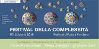 """Festival della complessità – """"Il Valore di fare cultura"""""""