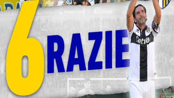 Parma, Lucarelli smette di giocare. Ritirata la numero 6