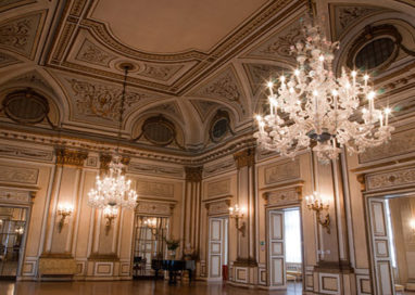 A Palazzo Metternich musiche paganiniane e prodotti tipici