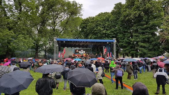 Concerto del Primo Maggio, 4.500 persone all'Ex Eridania