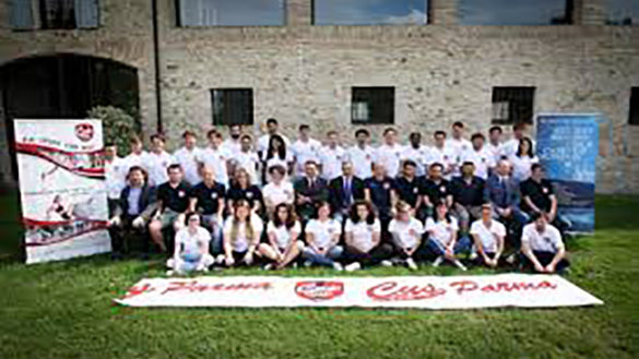 Gli studenti atleti del CUS Parma ai campionati universitari 2018