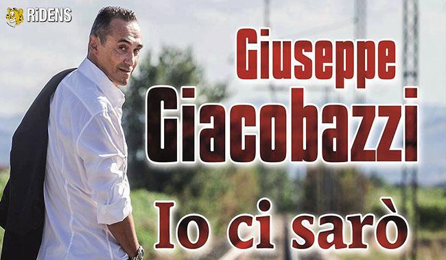 "Giuseppe Giacobazzi a teatro con lo spettacolo ""Io ci sarò"""