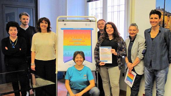 Le iniziative per la giornata contro l'omotransbifobia