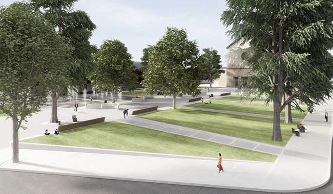 Arriva il progetto di riqualificazione per Piazzale Pablo