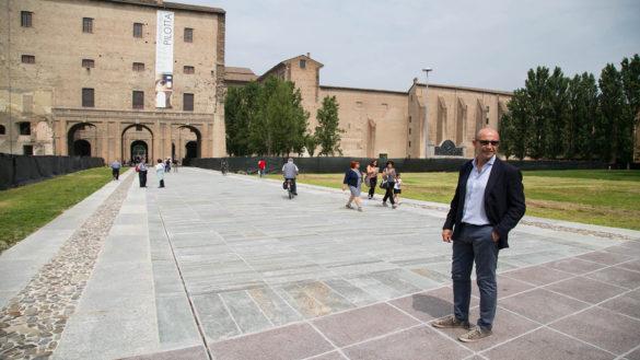 Piazzale della Pace: aperta la prima nuova area
